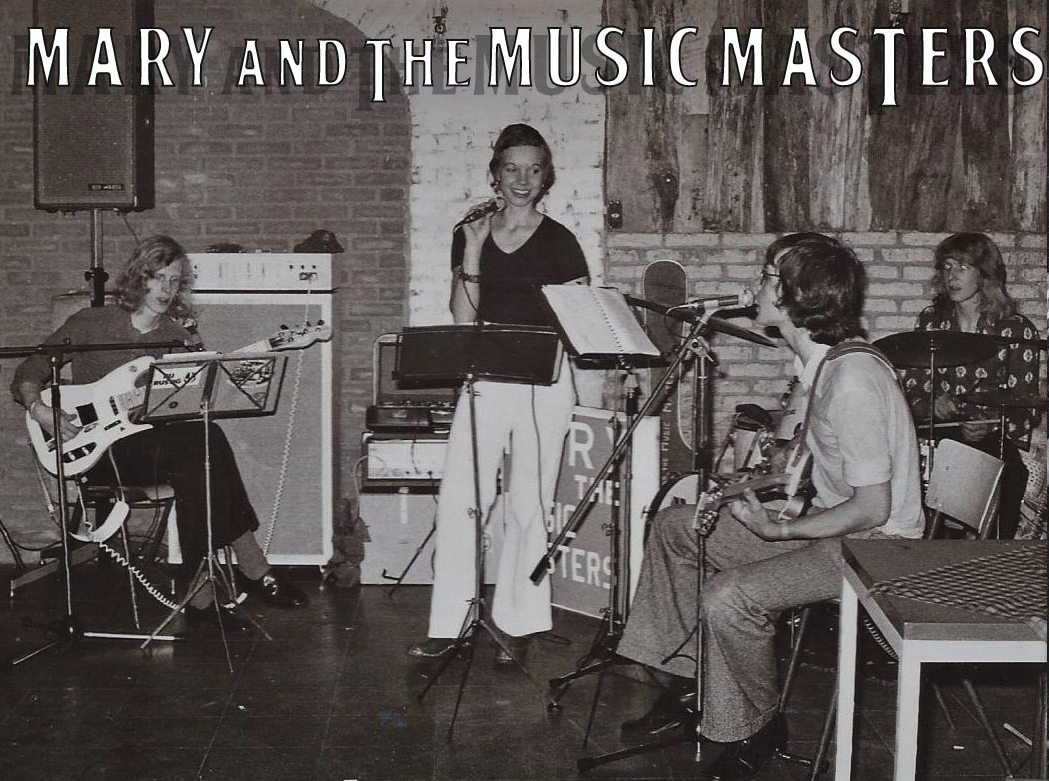Mary and the Music Masters