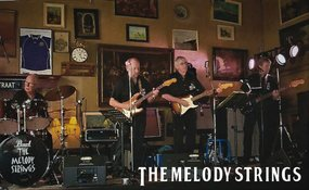 The Melody Strings - The Blue Bandits Historie